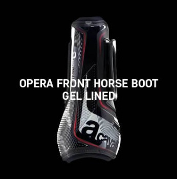 Acavallo - Opera Ankle Tendon Boots Gel Lined