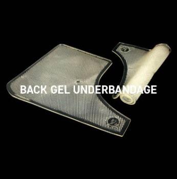 Acavallo - Back Gel Underbandage
