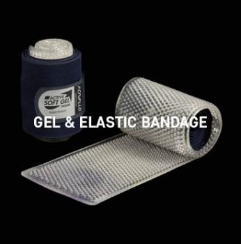 Acavallo - Gel Elastic Horse Bandages