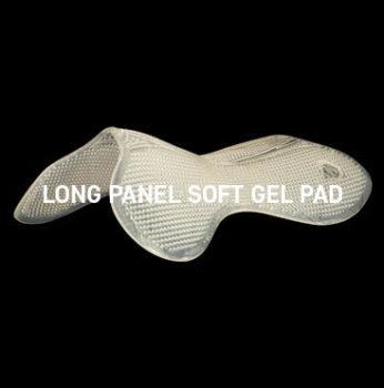 Acavallo - Long Panel Soft Gel Pad With Dri Lex