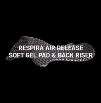 Acavallo - Respira Air Release Soft Gel Pad & Back Riser
