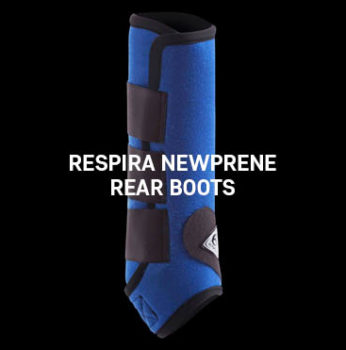 Acavallo - Respira Newprene Rear Boot
