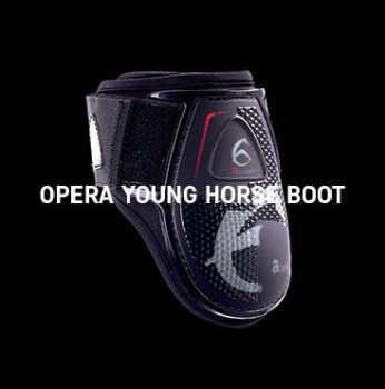 Opera Young Horse Feltlock Boot