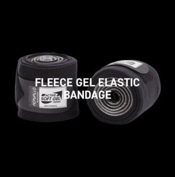 Acavallo - Fleece Gel Elastic Bandage
