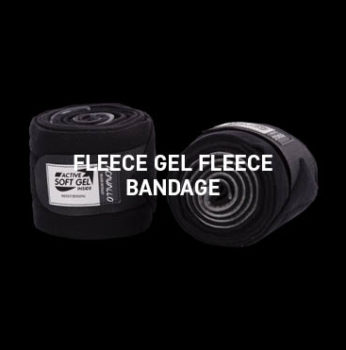 Acavallo - Fleece Gel Fleece Bandage