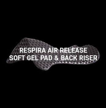 Acavallo - Respira Air Release Soft Gel Pad & Back Riser
