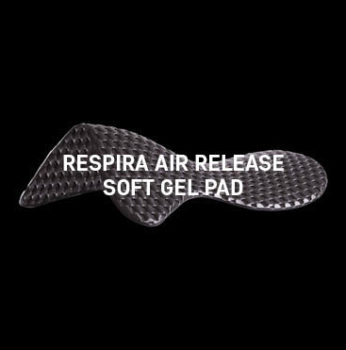 Acavallo - Respira Air Release Soft Gel Pad