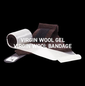 Acavallo - Virgin Wool Gel Virgin Wool Bandage