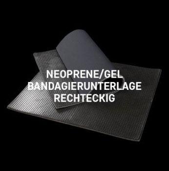 Acavallo - Squared Back Neoprene Gel Underbandage